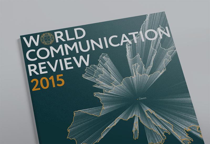 фирменный стиль для международного сообщества коммуникаторов WCFA