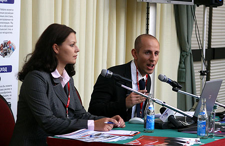 Джузеппе Ванетти, директор по маркетингу и коммуникациям компании Chinanext