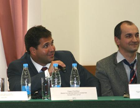 Павел Ройтберг, директор департамента развития товаров и услуг «МТС»