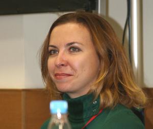 Евгения Винокурова, редактор журнала «Индустрия рекламы»