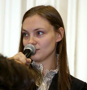 Анна Знаменская, коммерческий директор Rambler