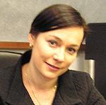 Яна Полянская, начальник Управления рекламы и общественных связей, страховая компания Согласие