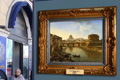 Шедевры живописи на улицах Москвы и Санкт-Петербурга