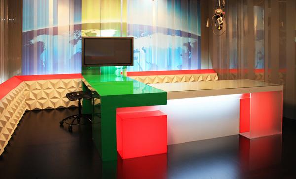 в Грозном создана новая студия национального Чеченского телевидения