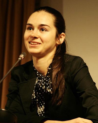 Полина Копышта, менеджер по стратегическому планированию BBDO branding