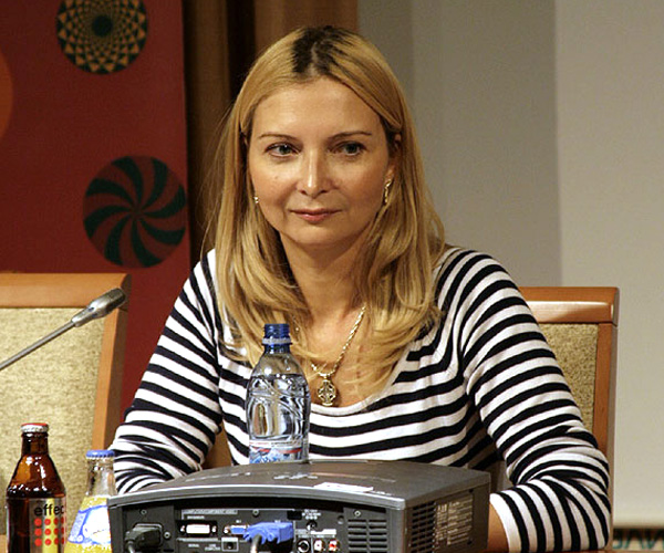 Директор фестиваля Red Apple Елена Нарышкина