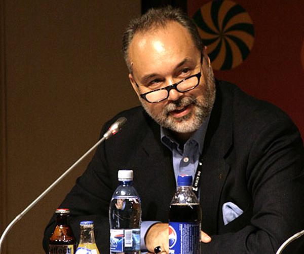 председатель Российского отделения Международной рекламной ассоциации Борис Еремин