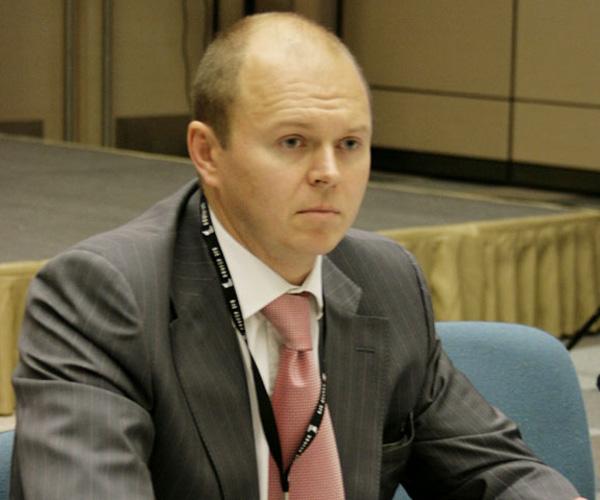 Максим Ткачев, президент Национальной Ассоциации Визуальных Коммуникаций