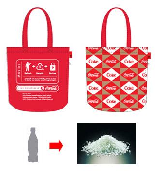 b0d81a5ee5da Coca-Cola выпустит сумки из переработанного пластика | Новости ...