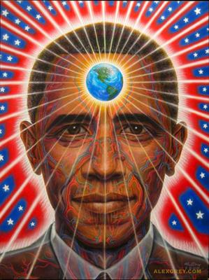 А. Грей. Obama