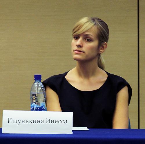 Инесса Ишунькина (ТNS)