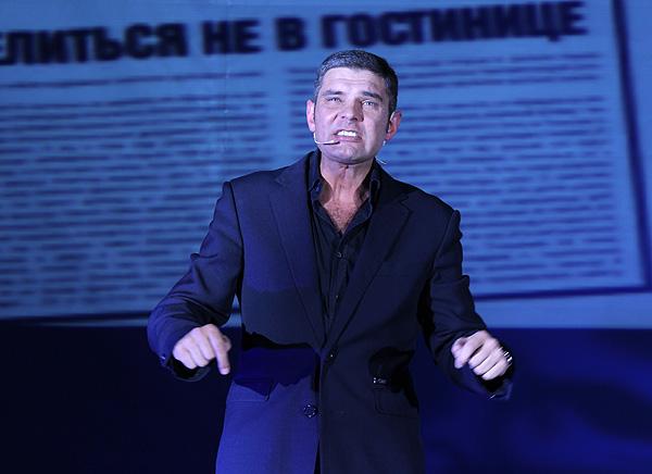 Юний Давыдов.