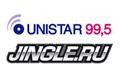 Минская радиостанция Unistar отметила свой 10-летний юбилей новой эфирной одеждой от JINGLE.RU