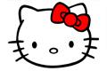 Мир Kitty с бантиком