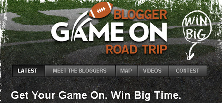 Chrysler: Blogger Game On Road Trip