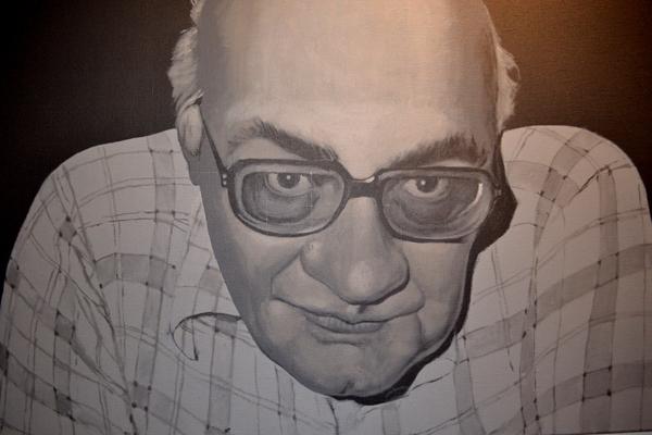 В. Пивоваров. Мераб Мамардашвили. 2010