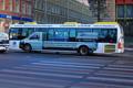 Автобусы в центре Петербурга превратились в автомобили Volkswagen