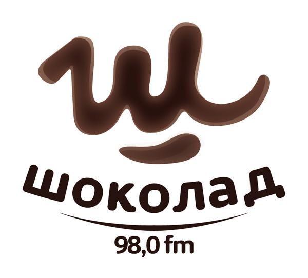 шоколад с лого: