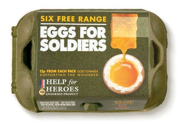 Eggs for Soldiers