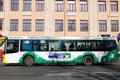 """Гарден-Сити"" озеленяет автобусы"