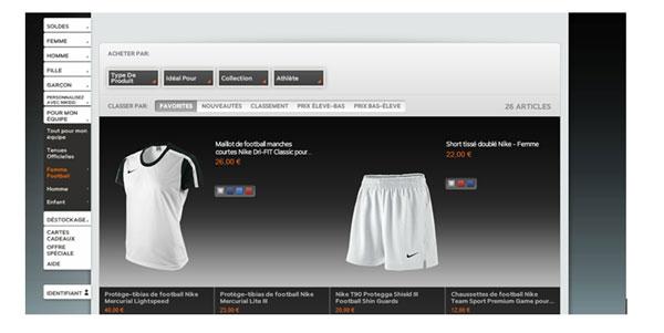 Товары из интернет-магазина NikeStore