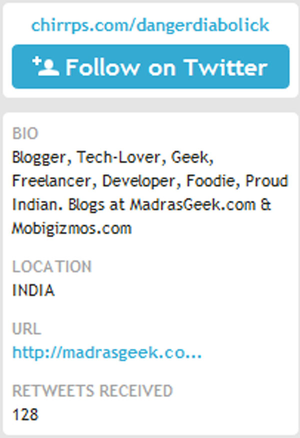 Сервис Re:Tweetist