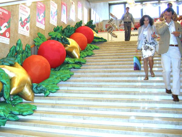 Выставки «Дизайн и Реклама» и Christmas Time 2011