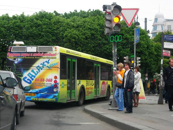 Туристические агентства все чаще выбирают рекламу на транспорте