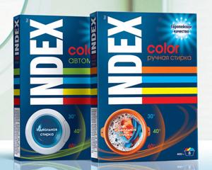 фирменный стиль Index Color
