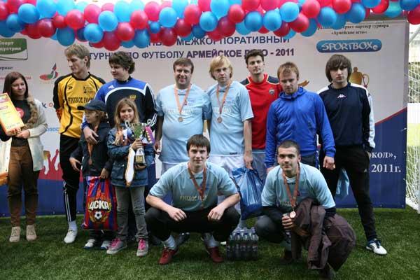 Команды турнира