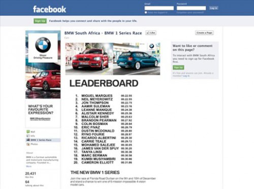 success of bmw campaign