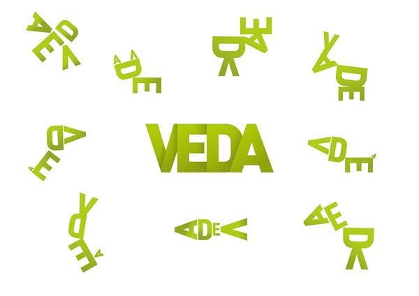 Айдентика VEDA