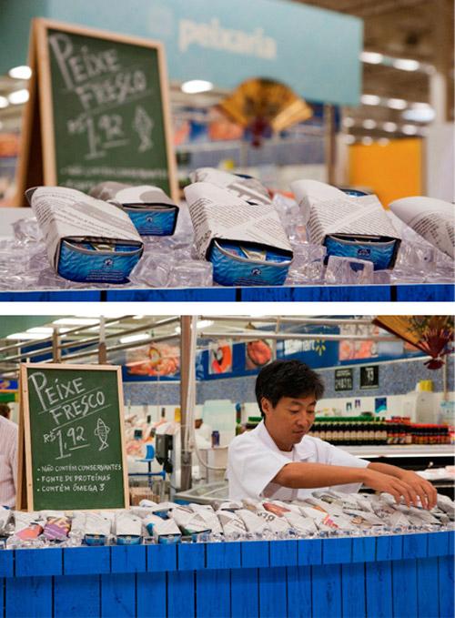 Gomes da Costa продает консервы под видом свежей рыбы