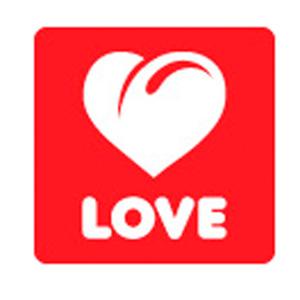 Новый логотип «Love Radio»