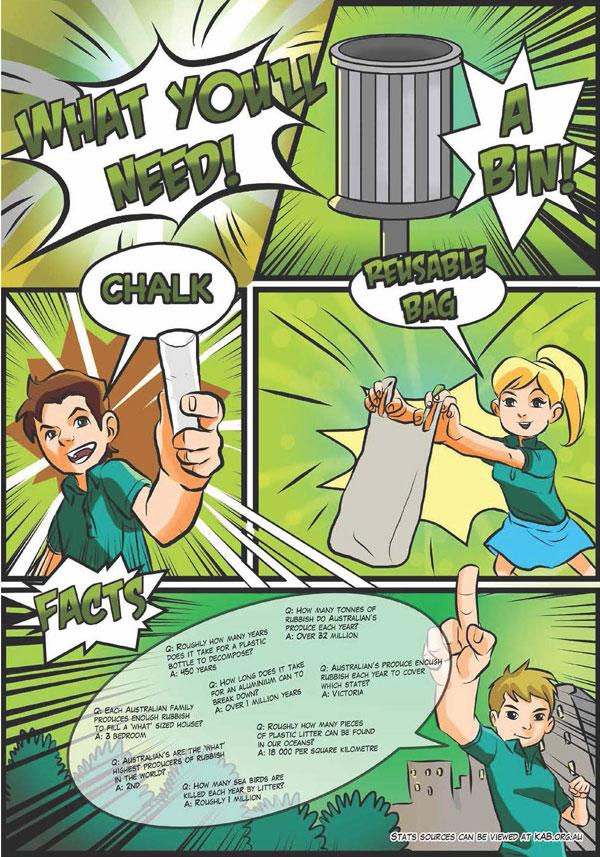 неделя борьбы с мусором