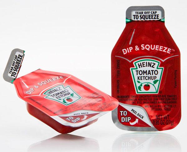 Изобретатель упаковки для кетчупа подал в суд на Heinz