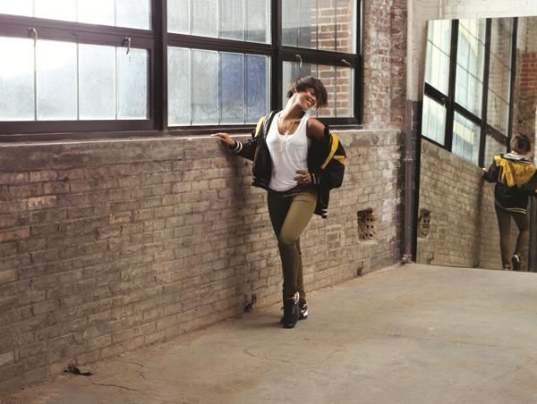 Алиша Кис создала именную коллекцию кроссовок Reebok Classics