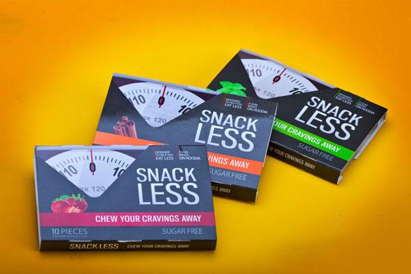 Snack Less - жуй и худей