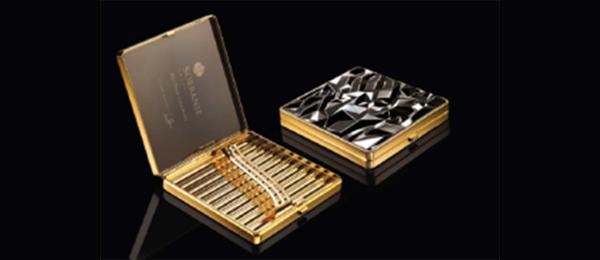 Пачка сигарет как предмет искусства