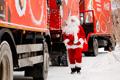 """Coca-Cola отправила в путь свой """"Рождественский Караван"""""""