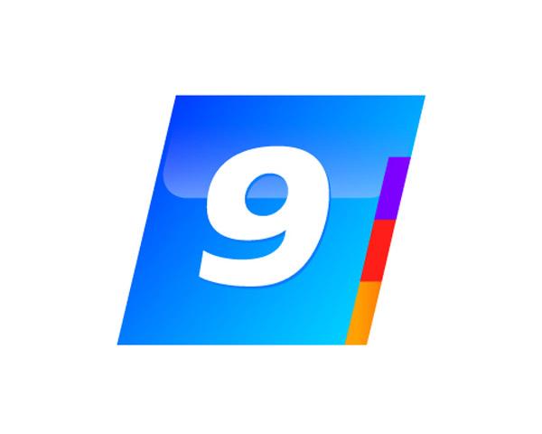 "Логотип ""9 канала"""