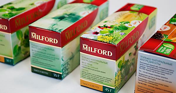 Новый дизайн Milford от Clёver