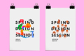 "Стиль ""Spring Design Session"""