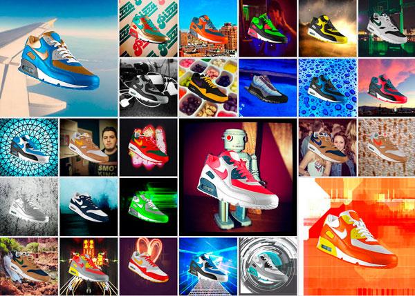 4e1d9fa8 Nike Air Max теперь можно создавать и заказывать на Instagram ...