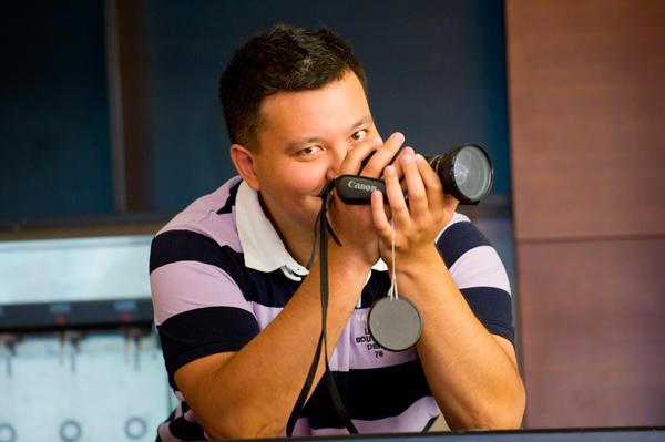 Юрий Кан, генеральный директор компании DTV-MA