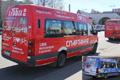 Спартания переодела автобусы к весне