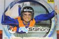 Рекламная кампания FlyStation под девизом Поверь, ты умеешь летать