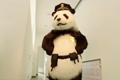 Мичурин и Снежная Панда на страже культа Luxury