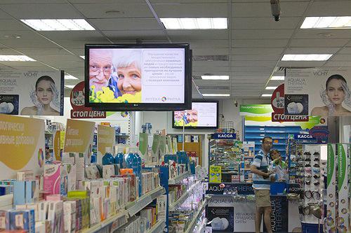 Секреты логистики в digital signage: на страже продаж