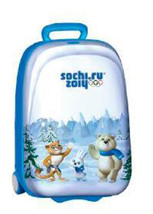 Коллекция Талисманы «Сочи 2014» (Sochi 2014 Mascots)